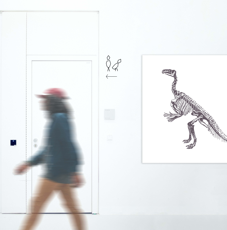 iconen museum grafisch ontwerp