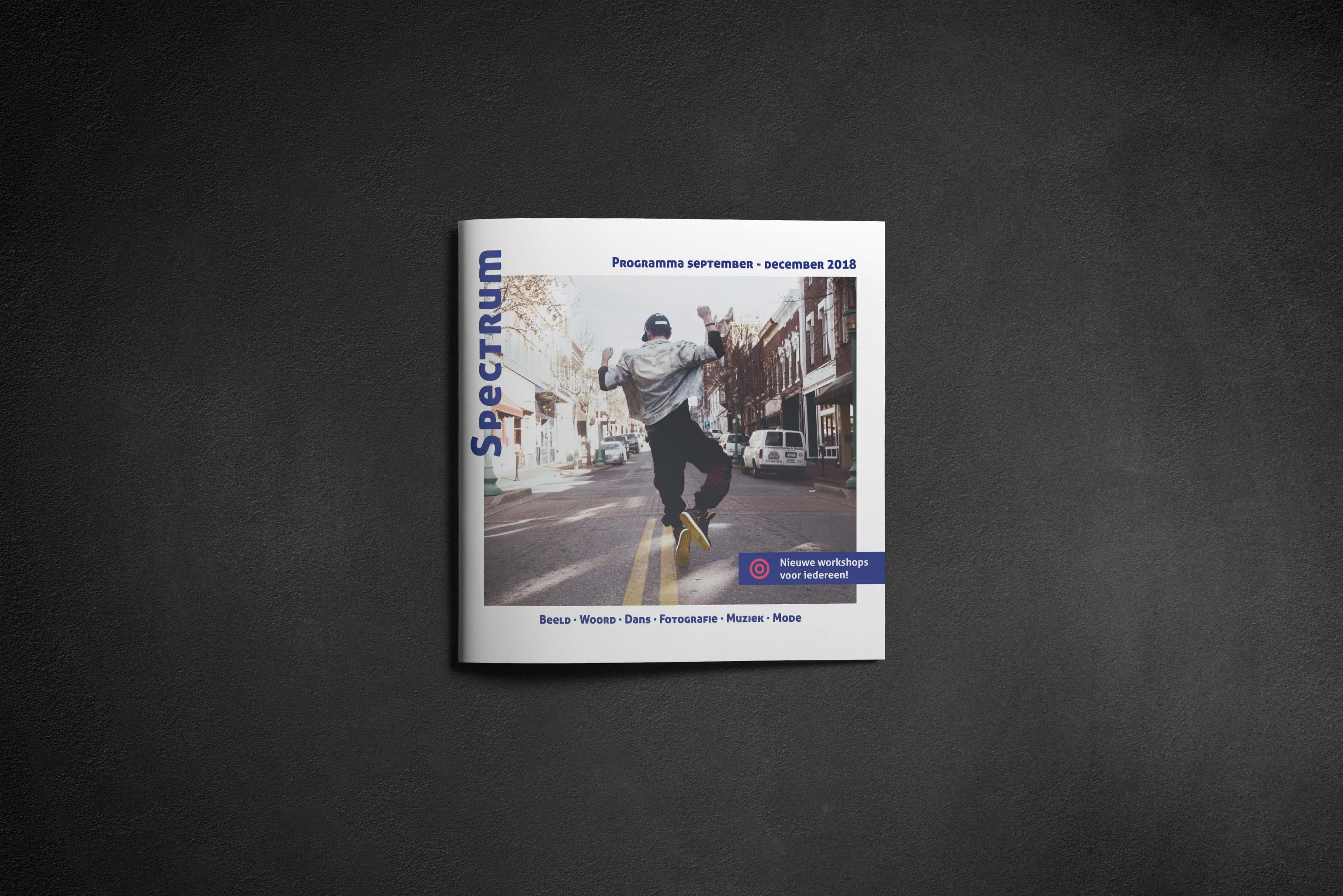 cover design brochure
