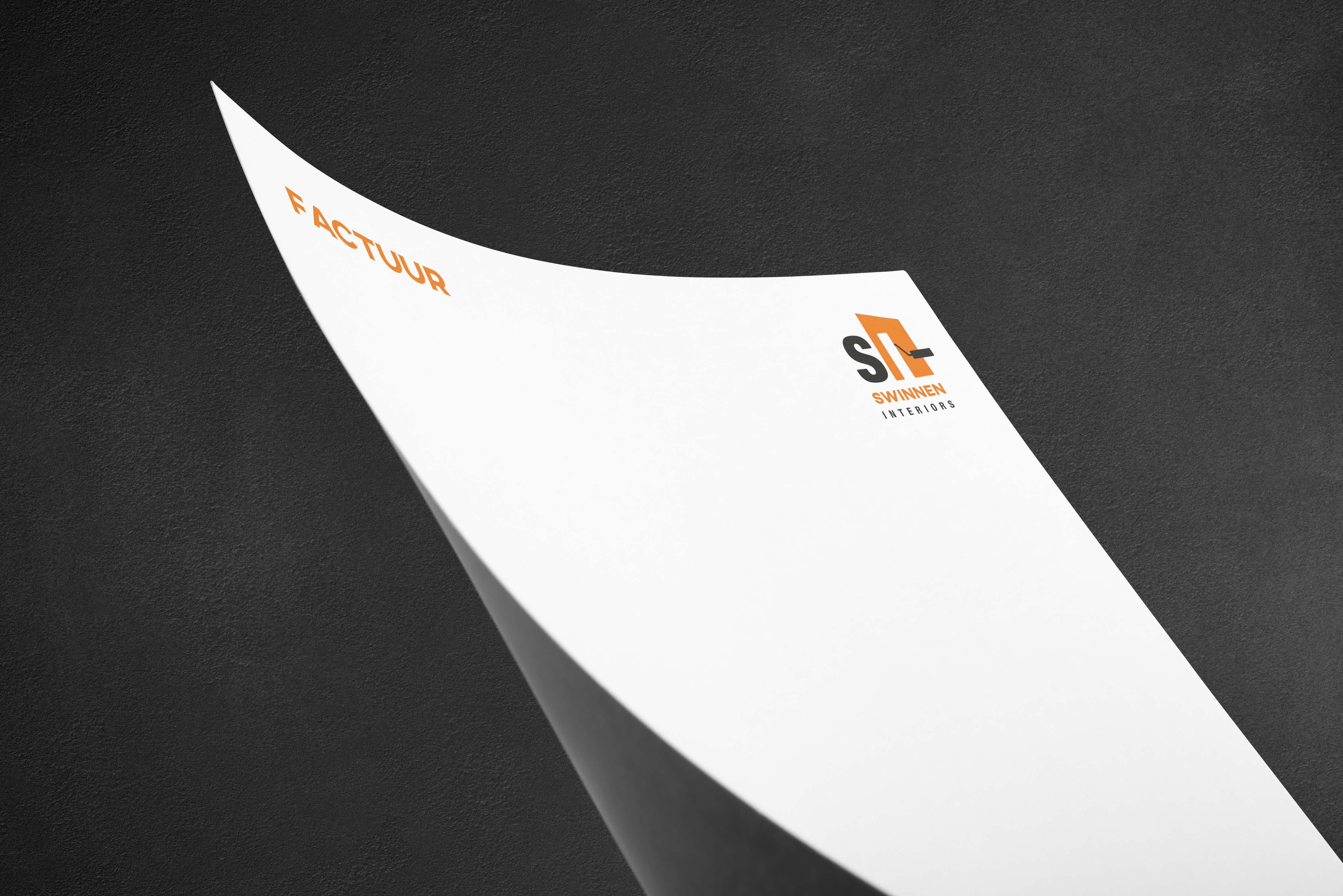 factuur close up design Swinnen Interiors