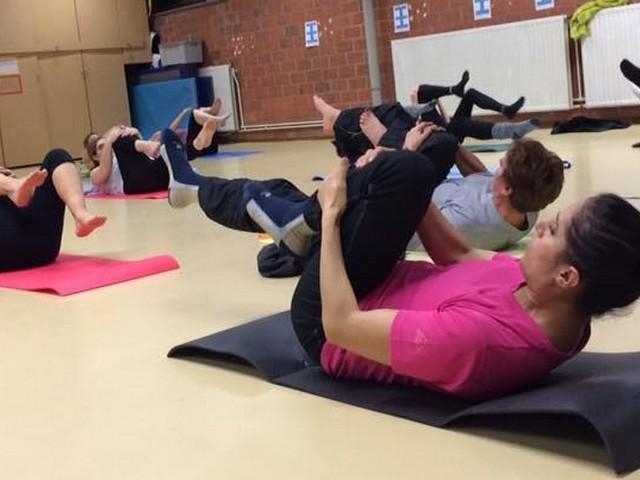 Gratis introductieles pilates op woe 4 september