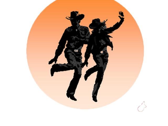 Nieuwe webpagina voor onze Linedansers