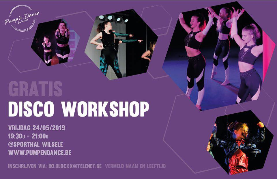 Disco Workshop
