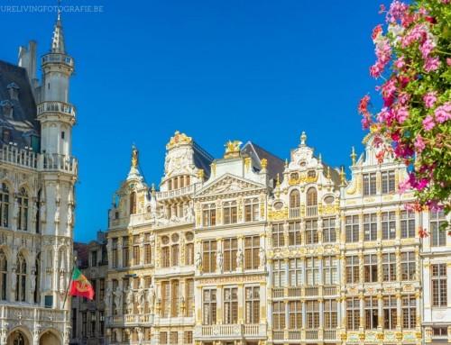 Fotoshoot Locatie – Centrum Brussel