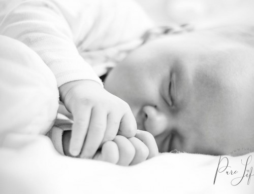 Beveiligd: De belangrijkste momenten van je (newborn) baby zelf fotograferen