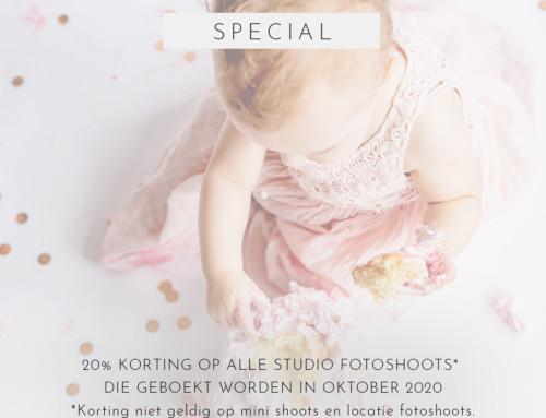 Fotostudio Opening – Special!