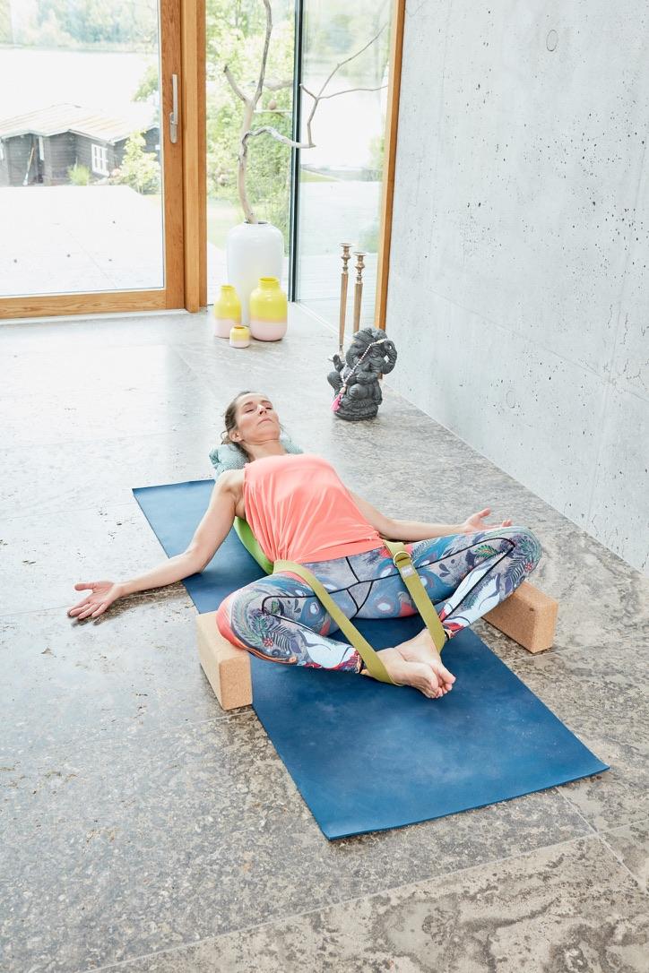 Geburtsvorbereitung mit Yoga