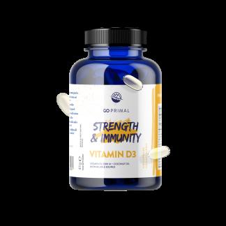 GoPrimal Vitamin D3