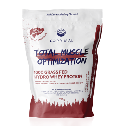 GoPrimal Whey Protein Choko