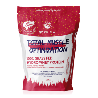 GoPrimal Whey Protein Strawberry and white chokolateGoPrimal Whey Protein Strawberry and white chokolate