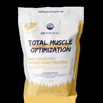 GoPrimal Whey Protein Vanille