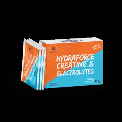 GoPrimal hydraforce creatine & electrolytes