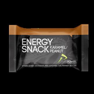 PurePower Energy Snack Karamel og peanut