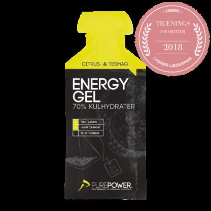 PurePower Energy Gel Citrus