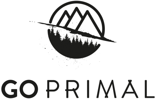 GoPrimal logo stort