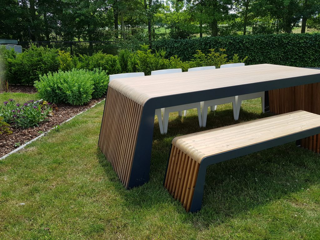 design tuintafel pure outdoor living POL