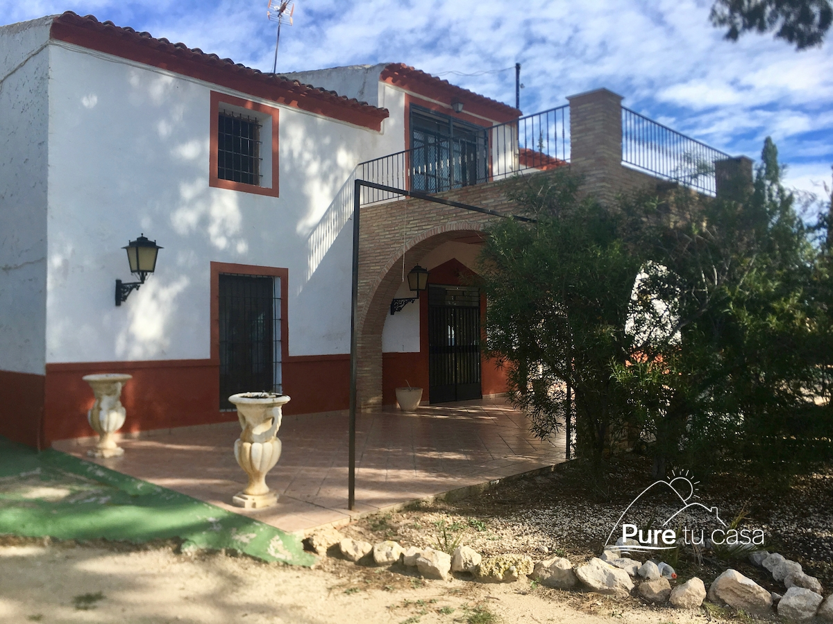 PROPERTY WITH MULTIPLE POSSIBILITIES for sale – Fortuna – Murcia