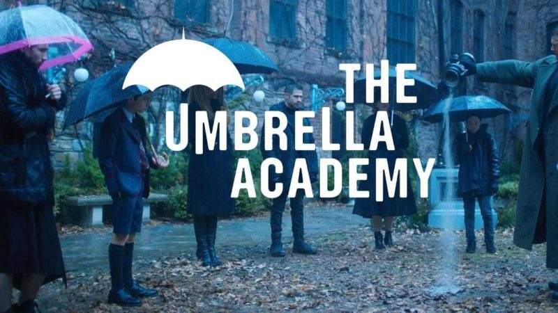 The Umbrella Academy: Heroes-disfuncionales