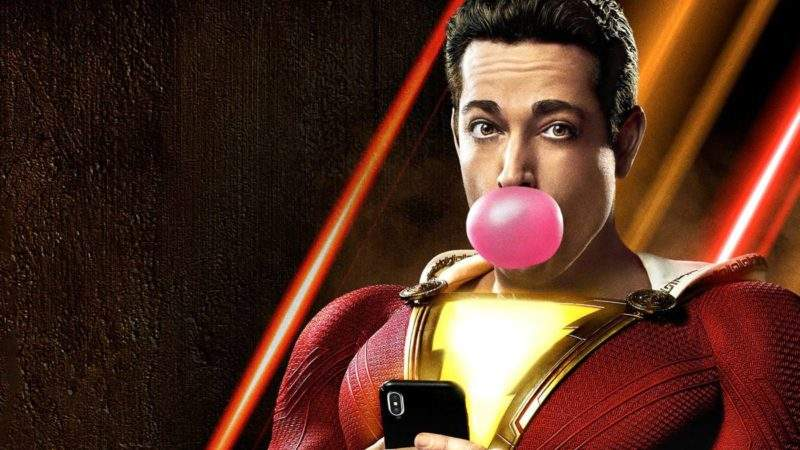 Critica de la Película: ¡Shazam!