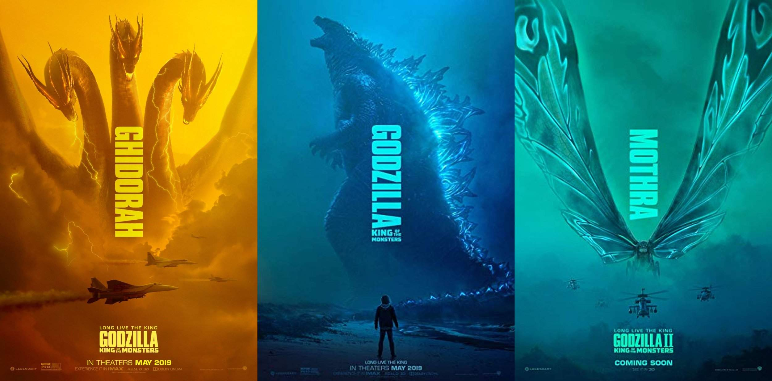 Crítica de Godzilla 2: King of the Monsters