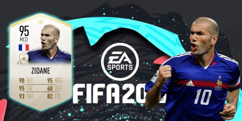 Zidane será el protagonista de la portada de FIFA 20: Ultimate Edition