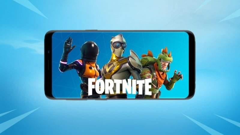 Fortnite llega a Google Play de forma oficial