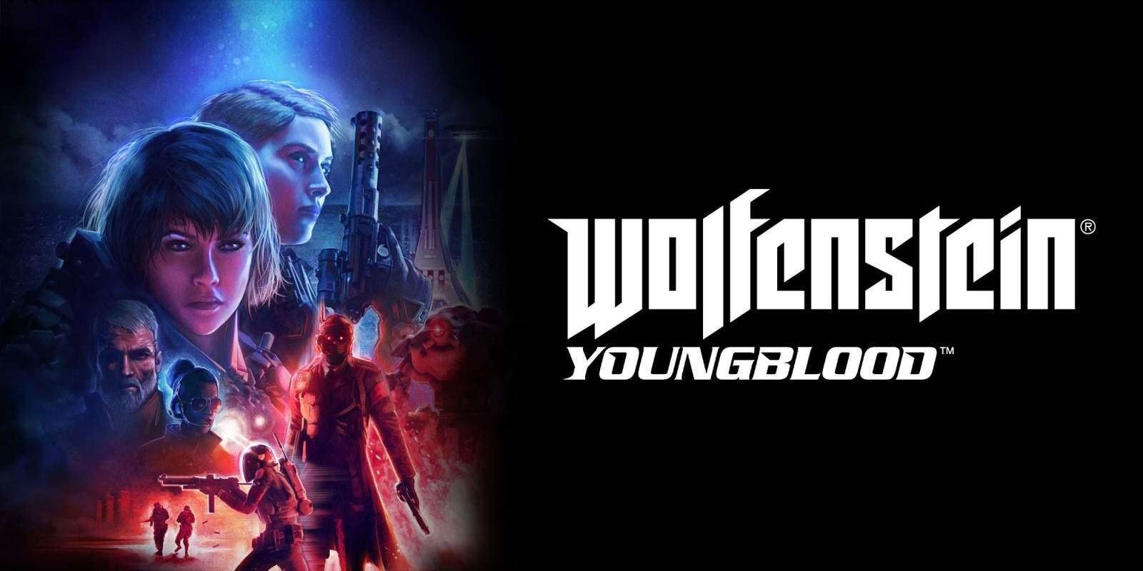 Reseña del juego Wolfenstein Youngblood