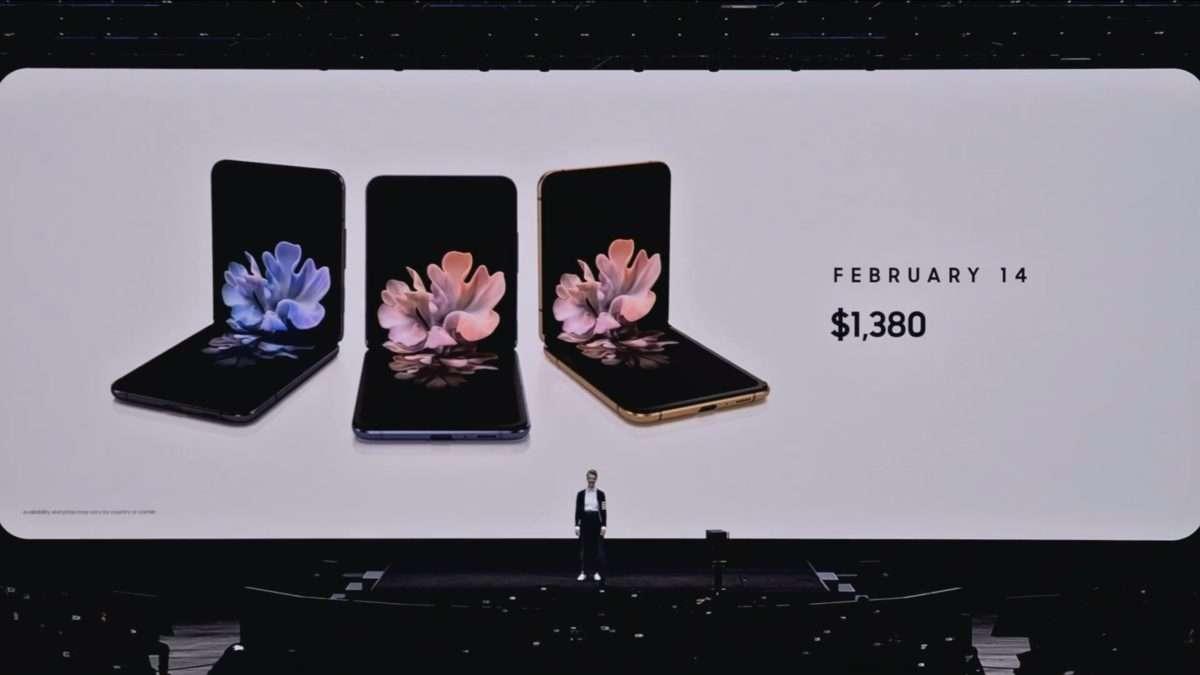 """Qué es el """"modo Flex"""" del Galaxy Z Flip y por qué es importante incluso si no piensas comprar el nuevo plegable de Samsung"""