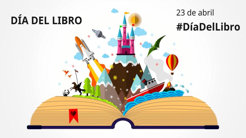 Celebra el Día del Libro 2020 con un millón de libros electrónicos gratis