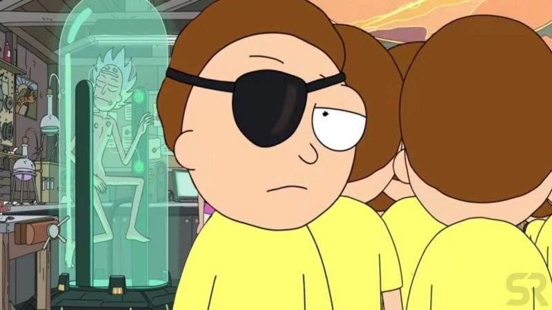 La teoría de los fanáticos de Rick y Morty sugiere el verdadero origen de Evil Morty