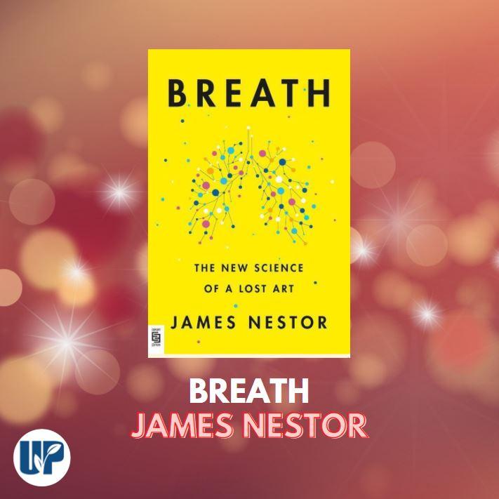 boek om te ontdekken in 2021 - Breath