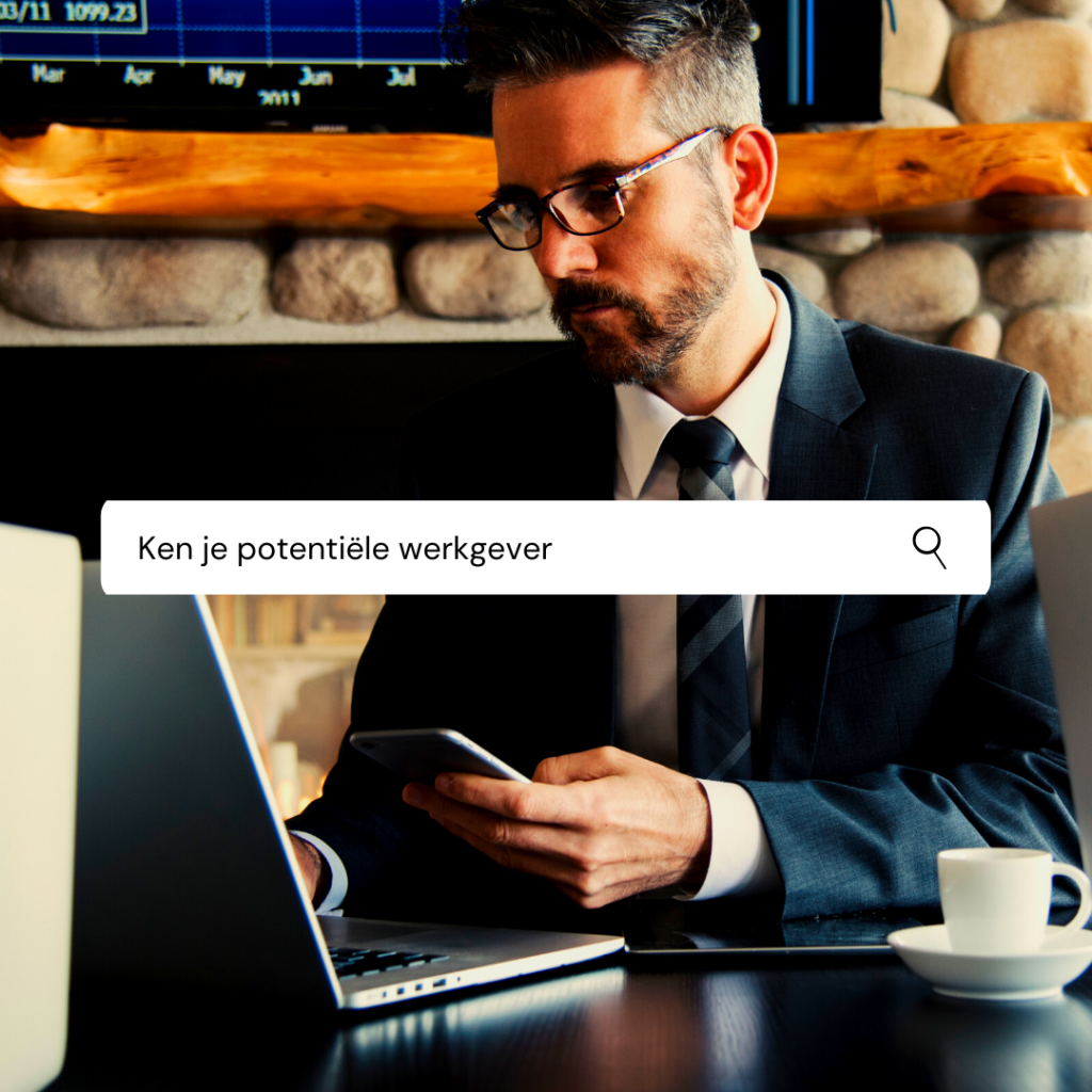 8 tips voor een succesvolle carrièreswitch - Ken je potentiële werkgever