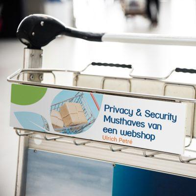 Privacy & security musthaves voor een webshop