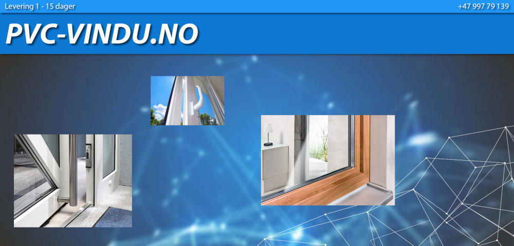 PVC-VINDU.NO
