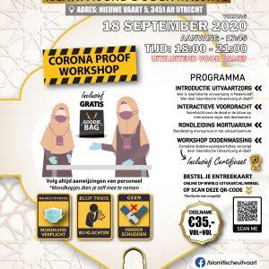 Workshop dodenwassing djanazah cursus islamitische uitvaart