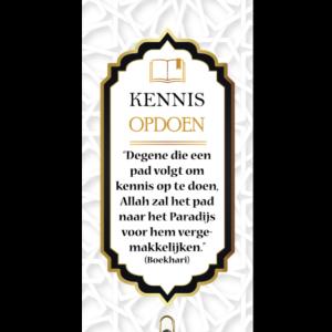 Islamitische-boekenlegger