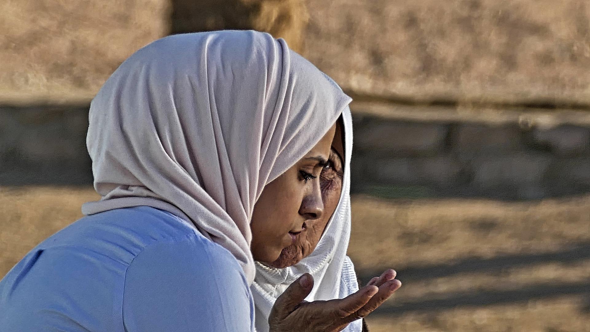 Islamitische Uitvaart al-Qadr-zuster