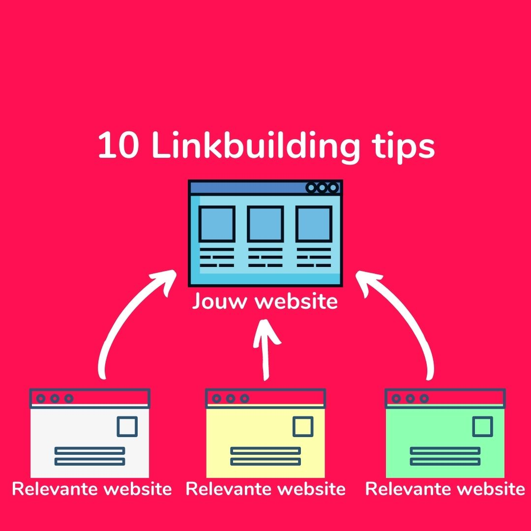 10 Linkbuilding tips