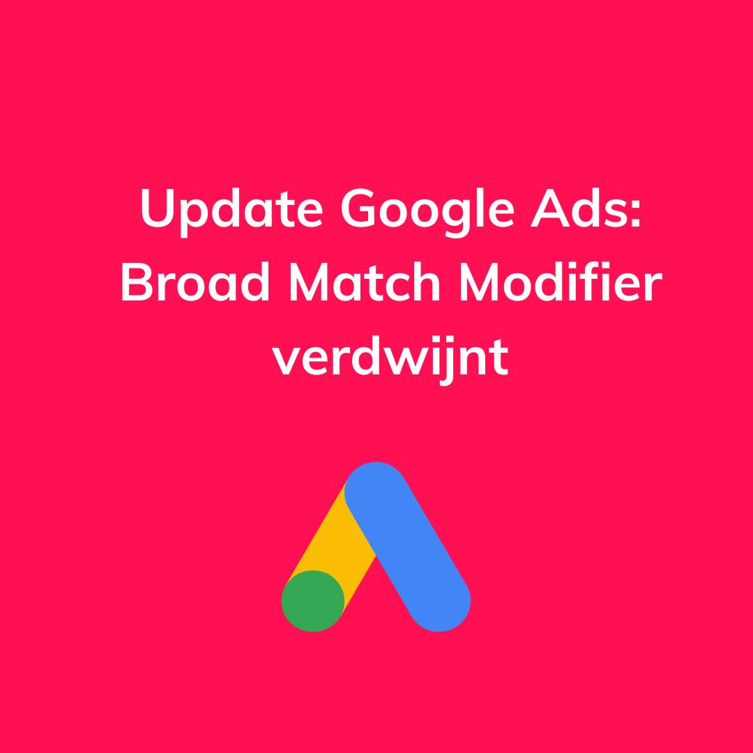 Update Google Ads