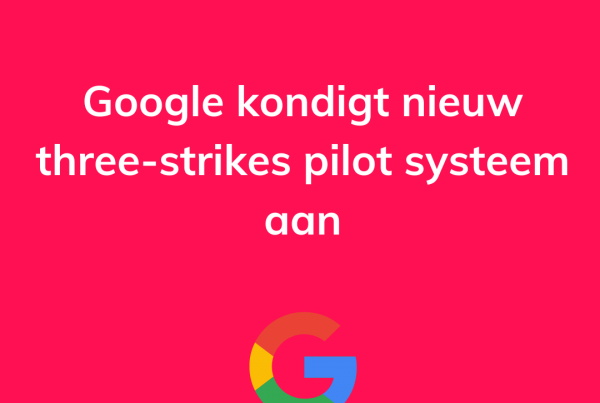 Three-strikes pilot