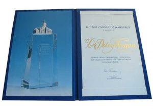 Stockholm Water Prize 2014, SIWI