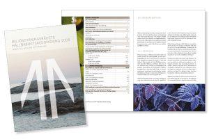 design, Hållbarhetsredovisning, Miljöstyrningsrådet