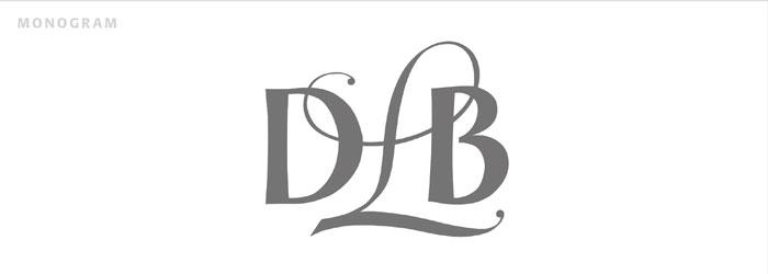 monogram DLB