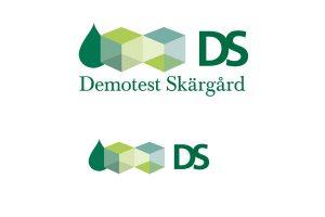 logotyp, Demotest Skärgård