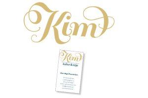 kalligrafisk logotyp, Kim kultur och nöje