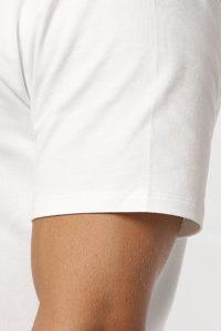 QT8 White arm