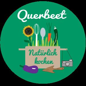 Logo Querbeet-Natürlich kochen