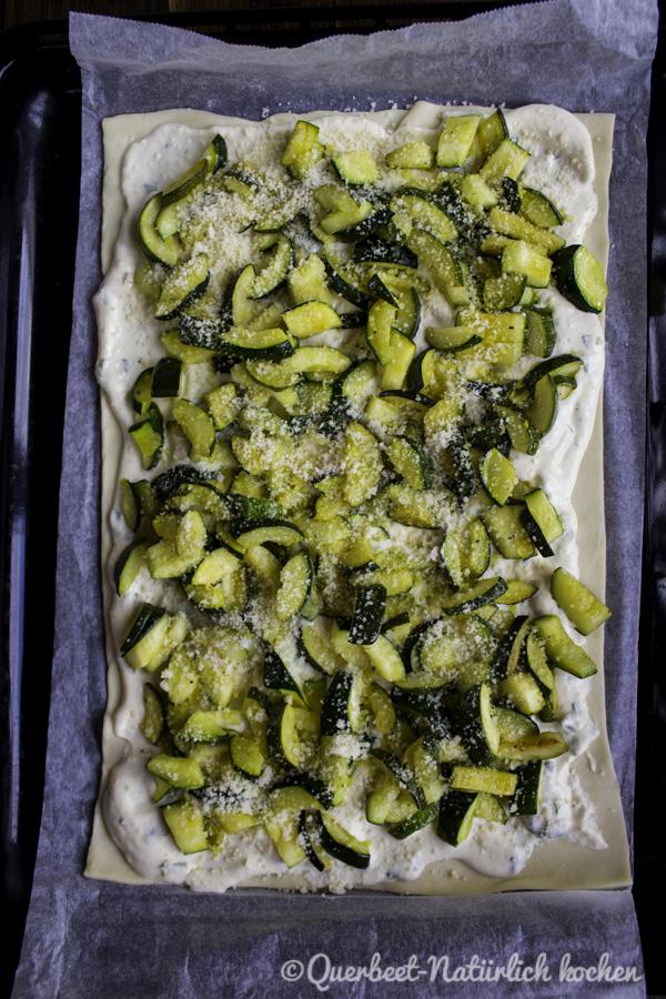 Zucchini Ricotta Tarte 2
