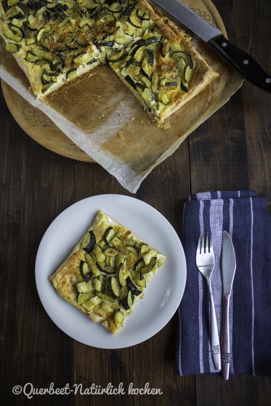 Ricotta-Zucchini-Tarte 4
