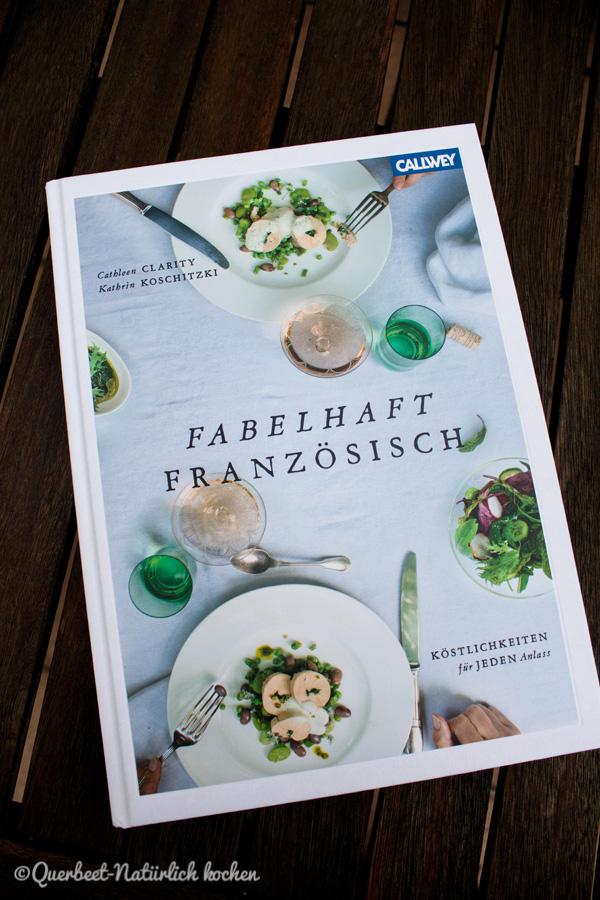 Buchtitel Fabelhaft Französisch.Querbeet-Natuerlichkochen