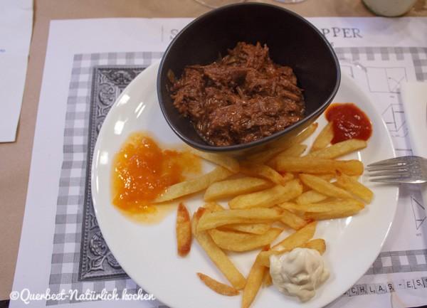 Querbeet-Natürlich kochen.Summer of Supper 2015#1.Hauptgang